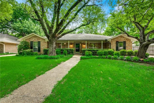 3109 Fox Hill Drive, Arlington, TX 76015 (MLS #14120136) :: The Mitchell Group