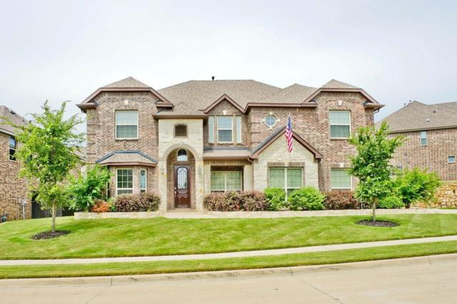 5606 Coleto Creek Circle, Fort Worth, TX 76179 (MLS #14120142) :: RE/MAX Town & Country