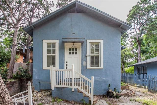 1207 Haines Avenue, Dallas, TX 75208 (MLS #14120148) :: Van Poole Properties Group