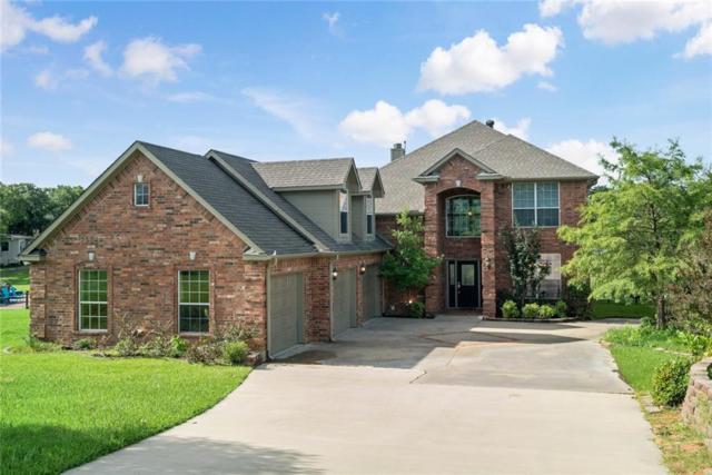 100 Wampum Cove, Lake Kiowa, TX 76240 (MLS #14120159) :: Real Estate By Design