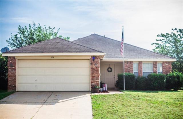 816 Beaver Creek Drive, Burleson, TX 76028 (MLS #14120175) :: Roberts Real Estate Group