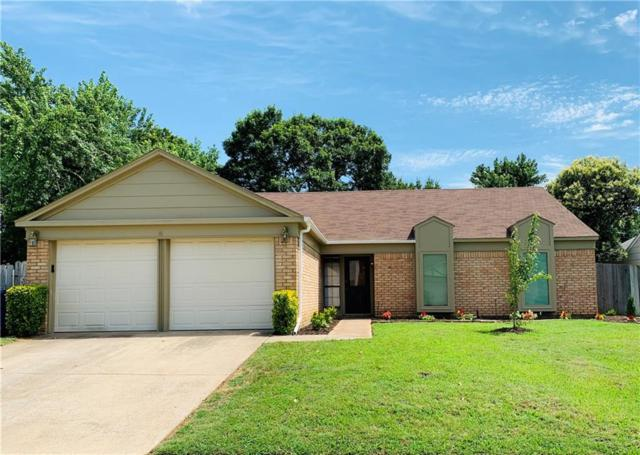 4032 Willow Run, Flower Mound, TX 75028 (MLS #14120191) :: RE/MAX Town & Country