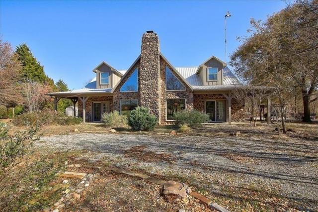 942 County Road 2100, Ivanhoe, TX 75447 (MLS #14120263) :: Kimberly Davis & Associates