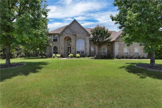 4005 Rothschild Drive, Flower Mound, TX 75022 (MLS #14120292) :: Hargrove Realty Group