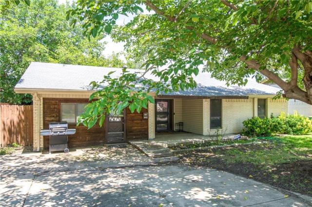 151 Centennial Drive, Lewisville, TX 75067 (MLS #14120321) :: Hargrove Realty Group