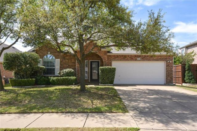 11049 La Grange Drive, Frisco, TX 75035 (MLS #14120331) :: Roberts Real Estate Group