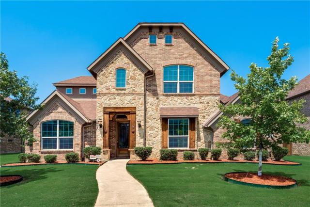 1550 Dutch Hollow Drive, Frisco, TX 75033 (MLS #14120341) :: Lynn Wilson with Keller Williams DFW/Southlake