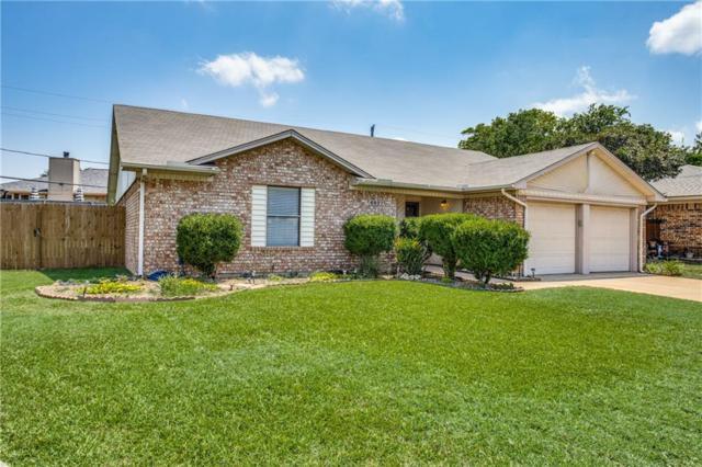 6937 Eagle Rock Drive, Fort Worth, TX 76133 (MLS #14120386) :: Kimberly Davis & Associates