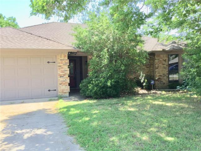 1538 Stratford Drive, Mansfield, TX 76063 (MLS #14120490) :: RE/MAX Town & Country