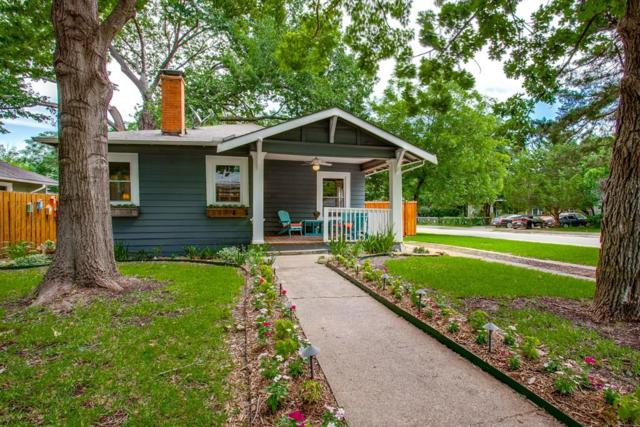 814 N Clinton Avenue, Dallas, TX 75208 (MLS #14120491) :: Kimberly Davis & Associates