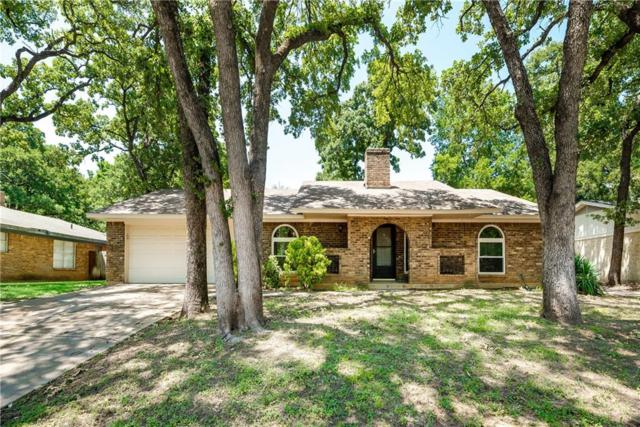 2834 Oak Forest Drive, Grapevine, TX 76051 (MLS #14120502) :: Team Hodnett