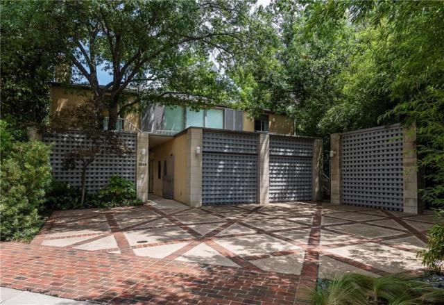 2849 Park Bridge Court, Dallas, TX 75219 (MLS #14120596) :: Hargrove Realty Group