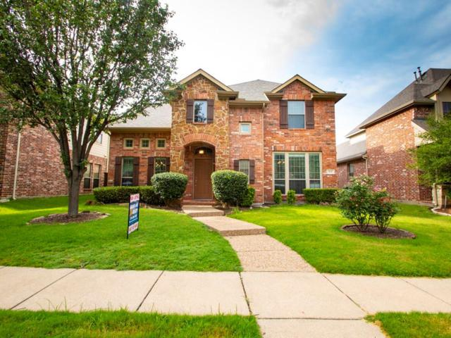 910 White River Drive, Allen, TX 75013 (MLS #14120621) :: The Good Home Team