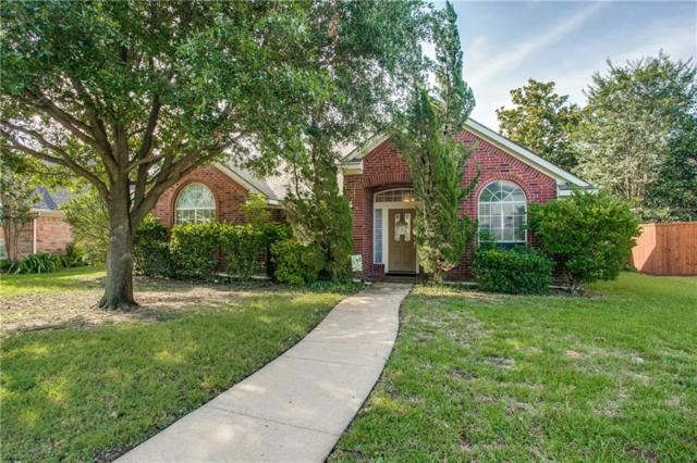 748 Baxter Drive, Plano, TX 75025 (MLS #14120647) :: RE/MAX Town & Country
