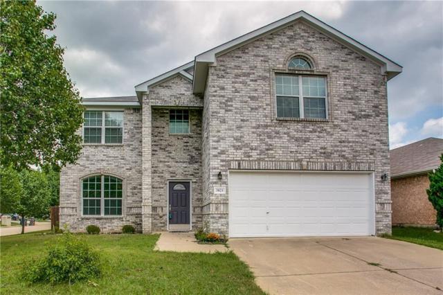 3821 Cedar Falls Drive, Fort Worth, TX 76244 (MLS #14120660) :: Real Estate By Design