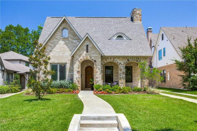 5543 Ridgedale Avenue, Dallas, TX 75206 (MLS #14120666) :: The Heyl Group at Keller Williams