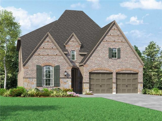1801 Briscoe Drive, Lantana, TX 76226 (MLS #14120706) :: The Daniel Team