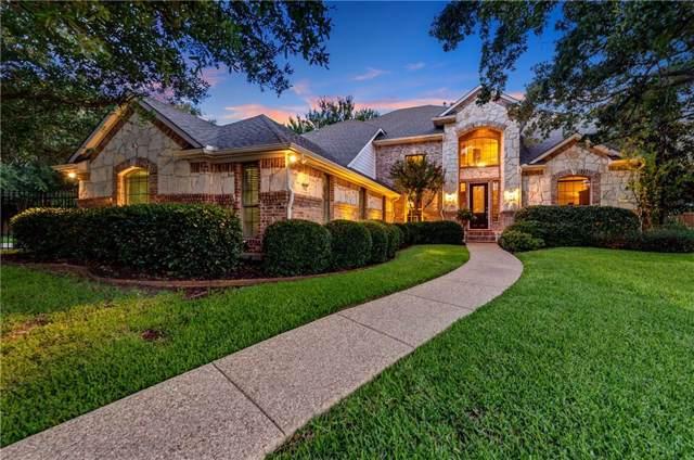 712 Berkshire Hill Drive, Keller, TX 76248 (MLS #14120714) :: Lynn Wilson with Keller Williams DFW/Southlake