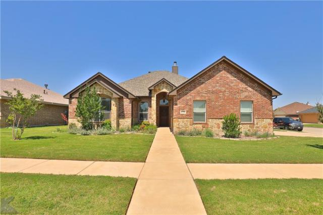 4702 Spring Creek Road, Abilene, TX 79602 (MLS #14120718) :: The Good Home Team
