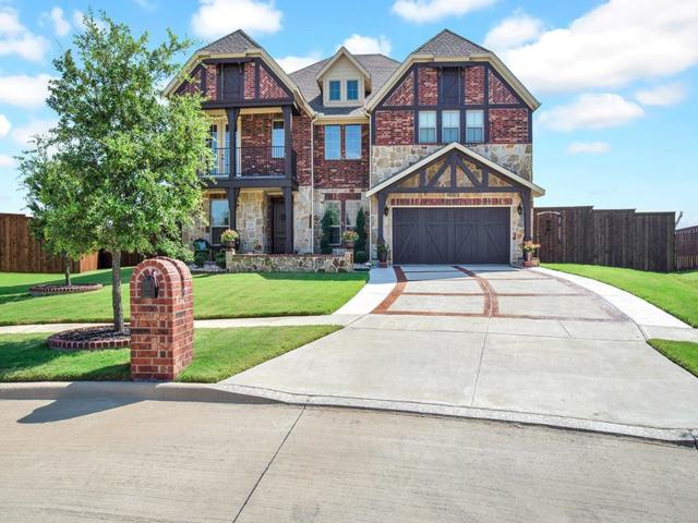 1393 Roma Drive, Frisco, TX 75036 (MLS #14120729) :: Hargrove Realty Group
