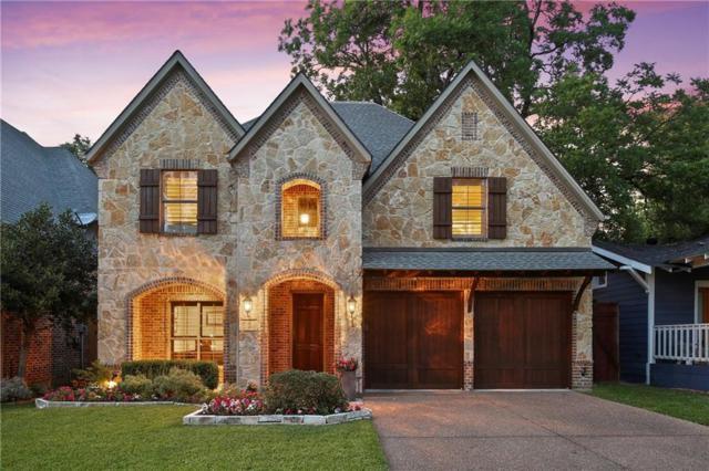 6147 Goliad Avenue, Dallas, TX 75214 (MLS #14120765) :: Kimberly Davis & Associates