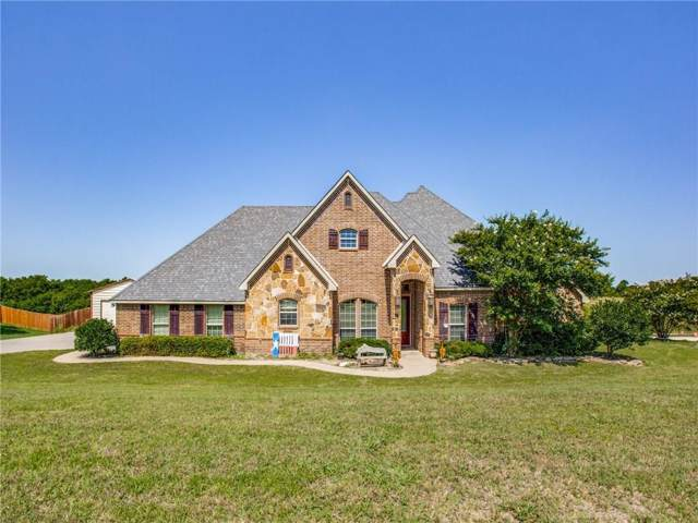 463 Ridgeview Drive, Sherman, TX 75090 (MLS #14120818) :: Lynn Wilson with Keller Williams DFW/Southlake