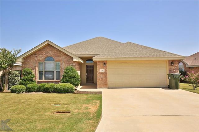 266 Lollipop, Abilene, TX 79602 (MLS #14120838) :: The Chad Smith Team