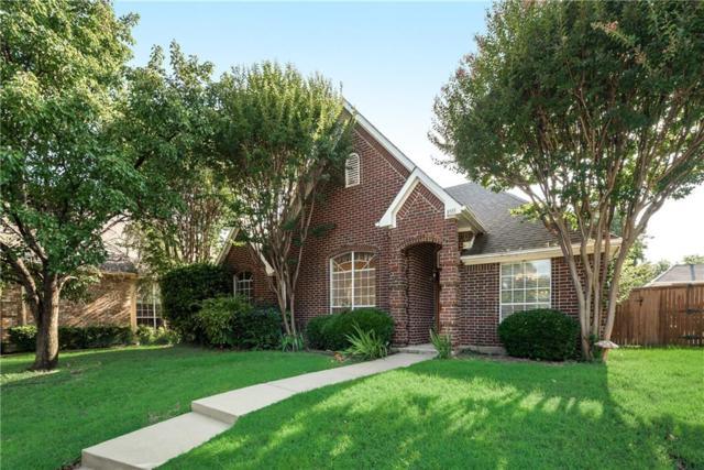 8555 Clearcreek Circle, Frisco, TX 75034 (MLS #14120887) :: Kimberly Davis & Associates