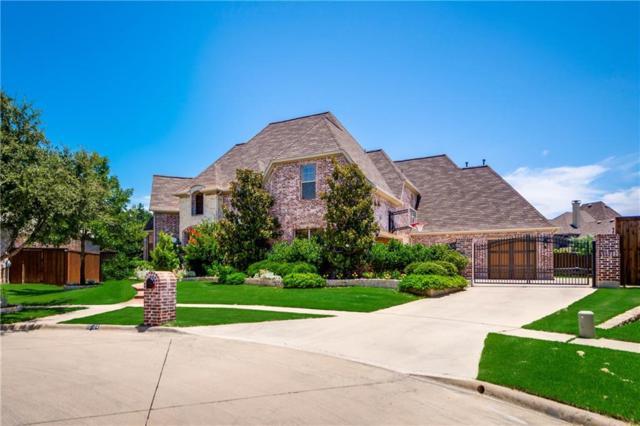 10104 Claiborne Lane, Frisco, TX 75033 (MLS #14120899) :: Frankie Arthur Real Estate
