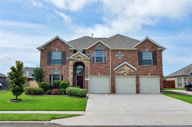 1105 Victory Bells Drive, Fort Worth, TX 76052 (MLS #14120934) :: Kimberly Davis & Associates