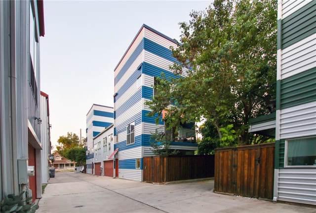 1214 Urban Lofts Drive, Dallas, TX 75215 (MLS #14120970) :: Baldree Home Team