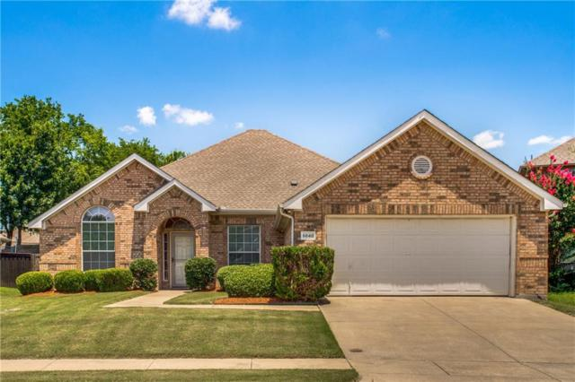 5840 Silver Sage Lane, Grand Prairie, TX 75052 (MLS #14121047) :: RE/MAX Town & Country