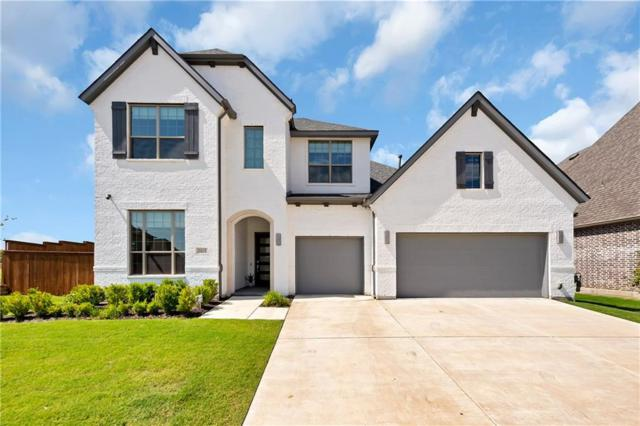 1614 Lilac Lane, Celina, TX 75009 (MLS #14121050) :: The Good Home Team