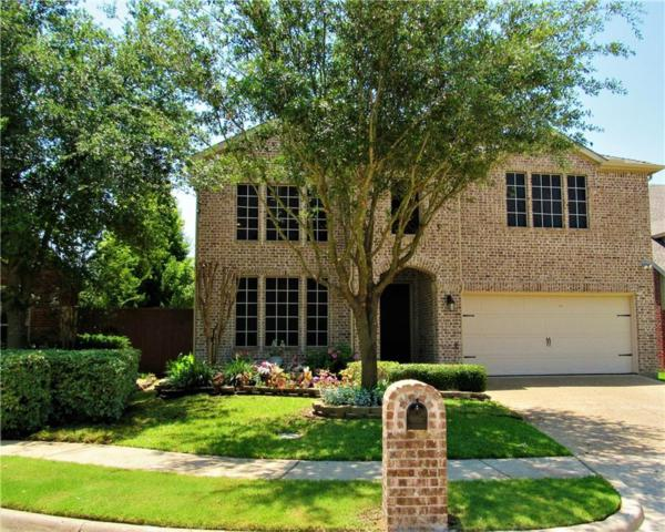 4701 Briar Brush Drive, Mckinney, TX 75071 (MLS #14121054) :: RE/MAX Town & Country