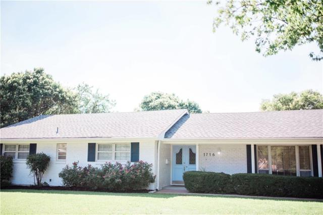 1716 Dakar Road W, Fort Worth, TX 76116 (MLS #14121072) :: RE/MAX Town & Country