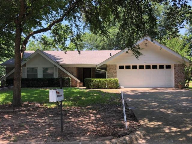 122 Poinsetta Circle, Terrell, TX 75160 (MLS #14121073) :: The Heyl Group at Keller Williams