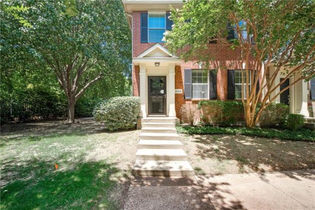 4054 Kyndra Circle, Richardson, TX 75082 (MLS #14121087) :: The Heyl Group at Keller Williams