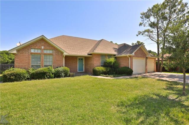 634 Oldham Court W, Abilene, TX 79602 (MLS #14121169) :: The Good Home Team