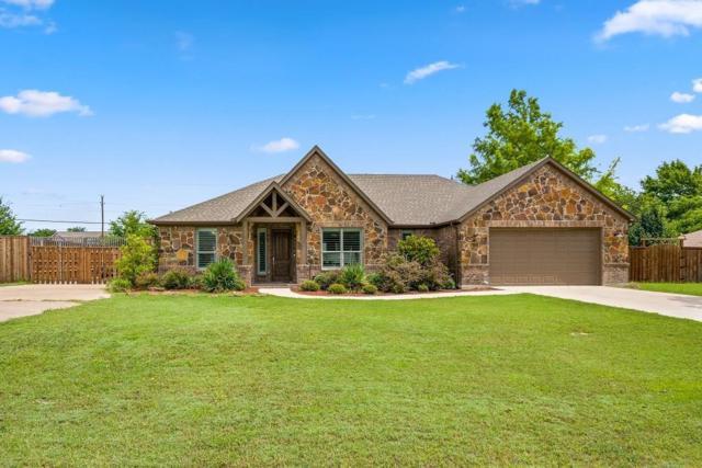 312 Alyse Road, Roanoke, TX 76262 (MLS #14121170) :: The Heyl Group at Keller Williams