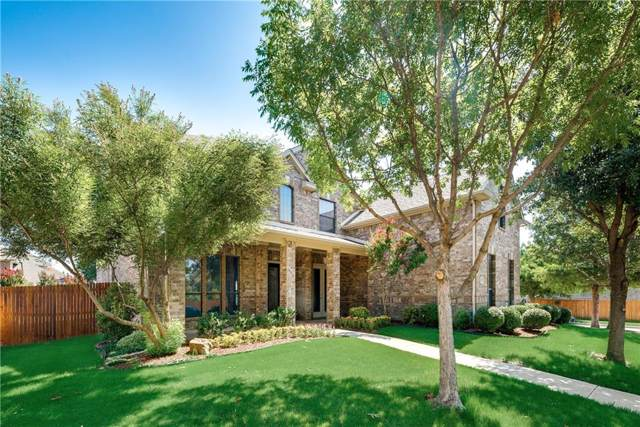 4017 Durrett Street, Fort Worth, TX 76244 (MLS #14121212) :: RE/MAX Town & Country