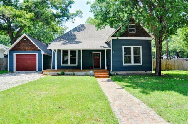 402 S Waco Street, Weatherford, TX 76086 (MLS #14121231) :: Lynn Wilson with Keller Williams DFW/Southlake