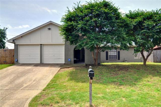 6409 Canyon Circle, Fort Worth, TX 76133 (MLS #14121251) :: Kimberly Davis & Associates