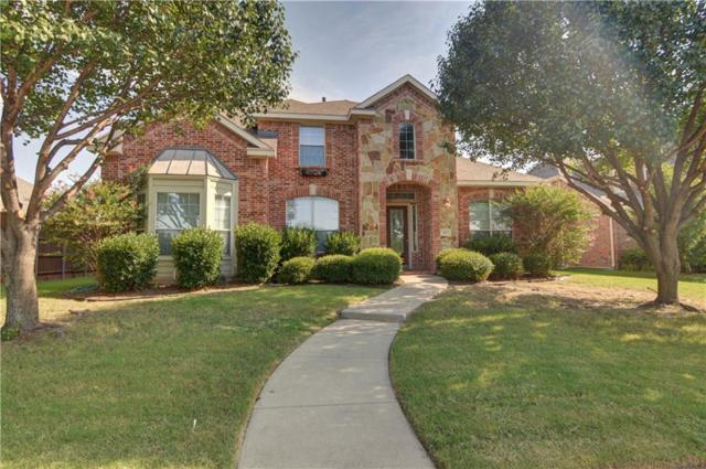 1613 Country Brook Lane, Allen, TX 75002 (MLS #14121268) :: Lynn Wilson with Keller Williams DFW/Southlake