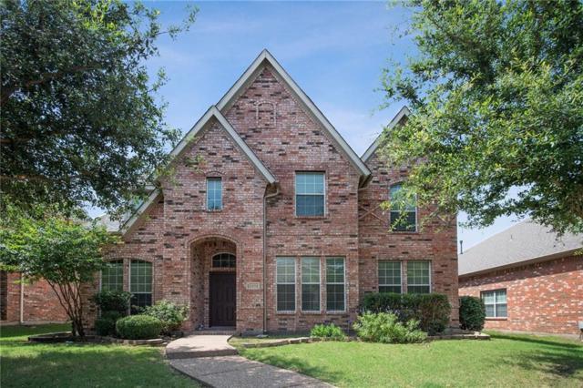 11575 Jasper Drive, Frisco, TX 75035 (MLS #14121304) :: Kimberly Davis & Associates