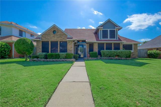 4132 Endicott Drive, Grand Prairie, TX 75052 (MLS #14121312) :: The Rhodes Team