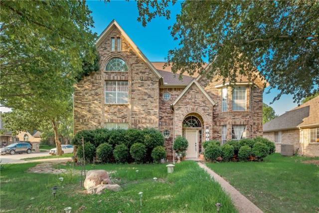 820 Tradonna Lane, Hurst, TX 76054 (MLS #14121339) :: Lynn Wilson with Keller Williams DFW/Southlake