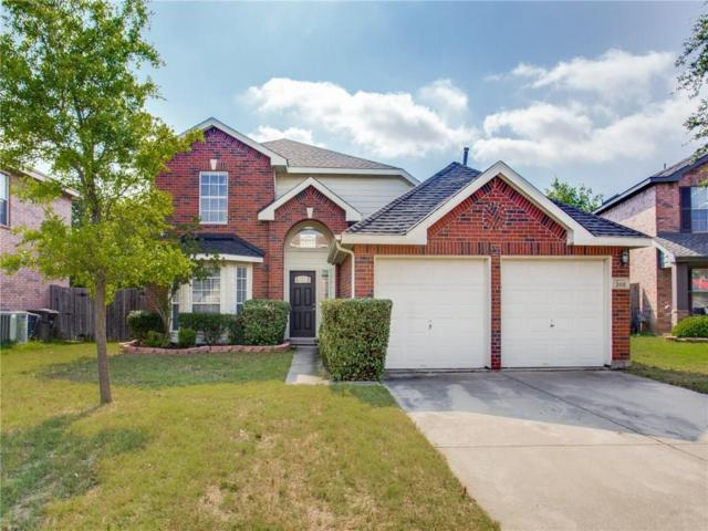 308 Pepperwood Trail, Fort Worth, TX 76108 (MLS #14121355) :: Potts Realty Group