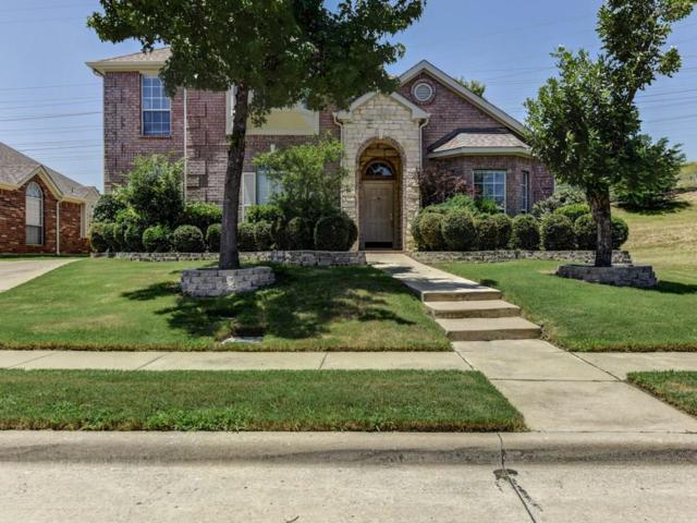 9433 Vista Circle, Irving, TX 75063 (MLS #14121382) :: RE/MAX Town & Country