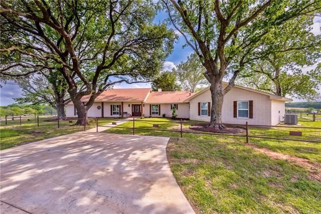 673 Wn Woody Road, Azle, TX 76020 (MLS #14121404) :: Kimberly Davis & Associates
