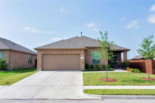 448 Spring Drive, Saginaw, TX 76131 (MLS #14121422) :: The Heyl Group at Keller Williams